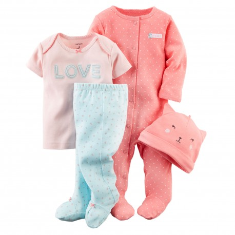 SET X 4 CARTERS GATICA TRAVIESA