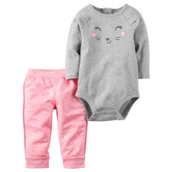 CONJUNTO CAT CUTE
