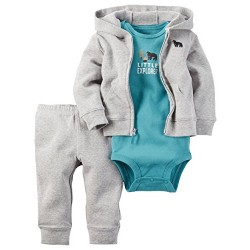 CONJUNTO LITTLE EXPLORER