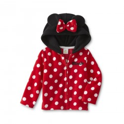 CHOMPA EN FLEECE MINNIE