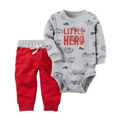CONJUNTO LITTLE HERO