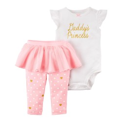 CONJUNTO DADDY´S PRINCESS