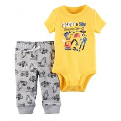 CONJUNTO DADDY AND SON