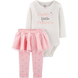 CONJUNTO TUTU LITTLE PRINCESS