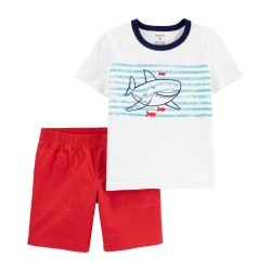 CONJUNTO CAMISETA HAPPY FISH